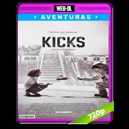 Kicks (2016) WEB-DL 720p Audio Ingles 5.1 Subtitulada