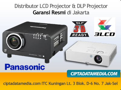 Jual Projector Panasonic