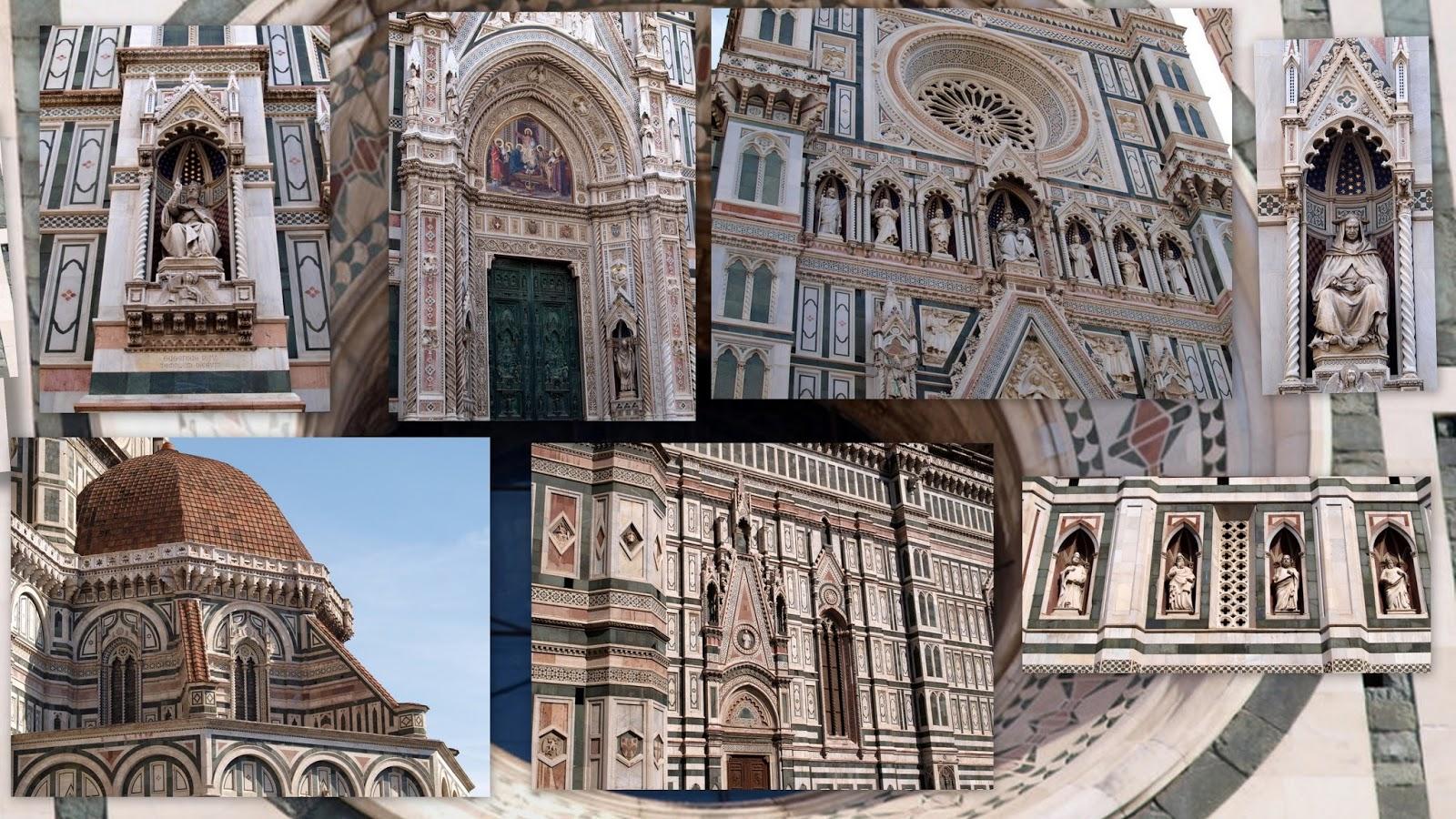 39 zien en weten 39 hoogtepunten van itali florence deel 10 - Decoratie gevelhuis buitenkant ...