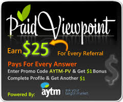 Give 5 minutes and earn