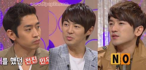 สมาชิกวง Shinhwa เสียใจที่เปิดเผยเรื่องความรักให้แฟน ๆ ได้รู้