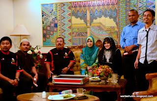 Sambutan Hari Ibu Barsama Kumpulan Nasyid Rabbani - Gambar
