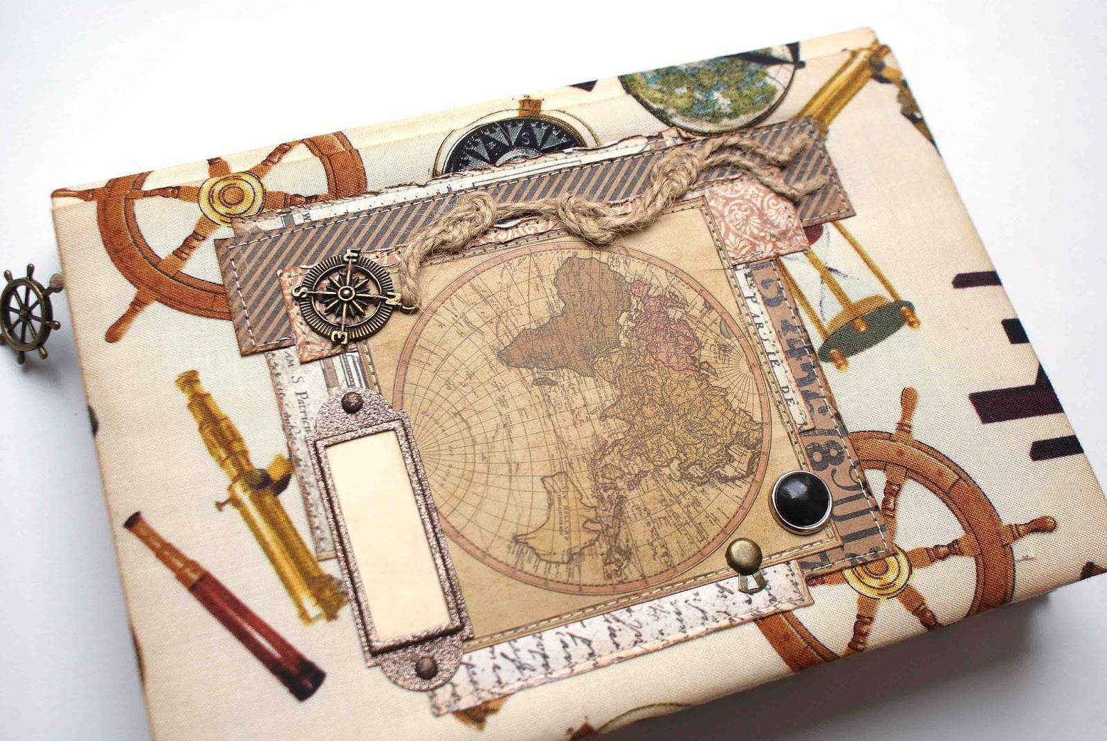 Блокнот для путешественника своими руками 916