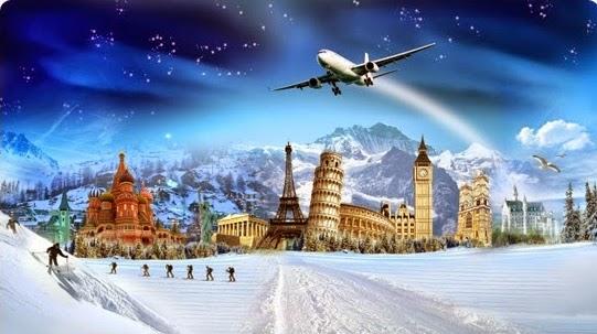 Traveling, Jalan-jalan, keliling dunia, travels