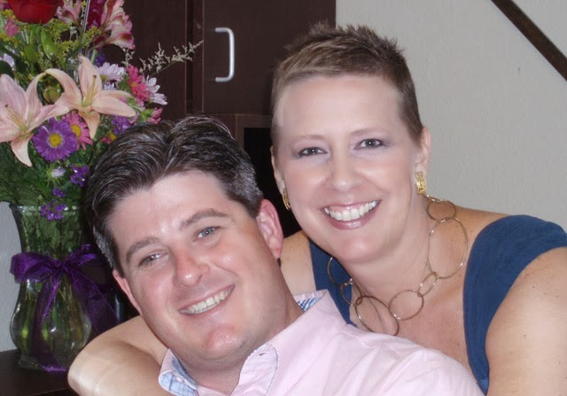 Teresa Rhyne e Chris Kern