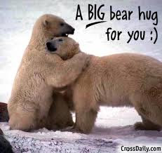 bear Hugs Photo