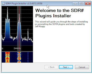 RTL-SDR, WinRAR, software defined radio, DIY, Guide, SDRSharp installation, AIS, Zadig, Plugin