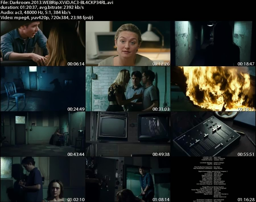 darkroom movie 2013
