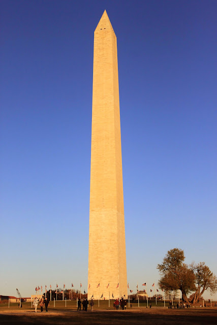 Washington Monument in Washington DC, USA