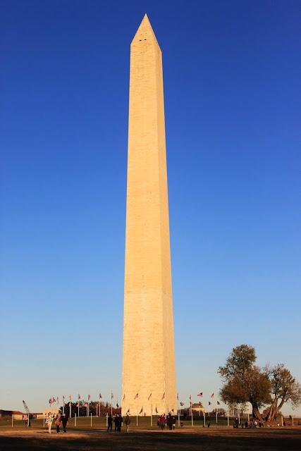 Washington Monument in Washington DC, USA