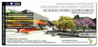 diplomado areas verdes sustentables