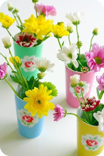 Imagenes De Flores Colores - dibujos de flores de colores Imagenes y dibujos para imprimir