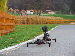 Slidecam V800 Varavon Dolly Slider
