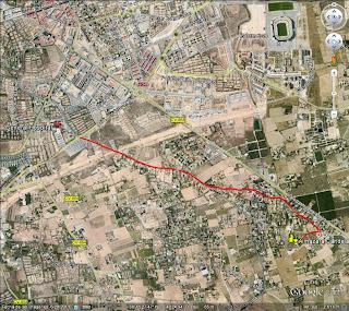 Almazara Candela  route