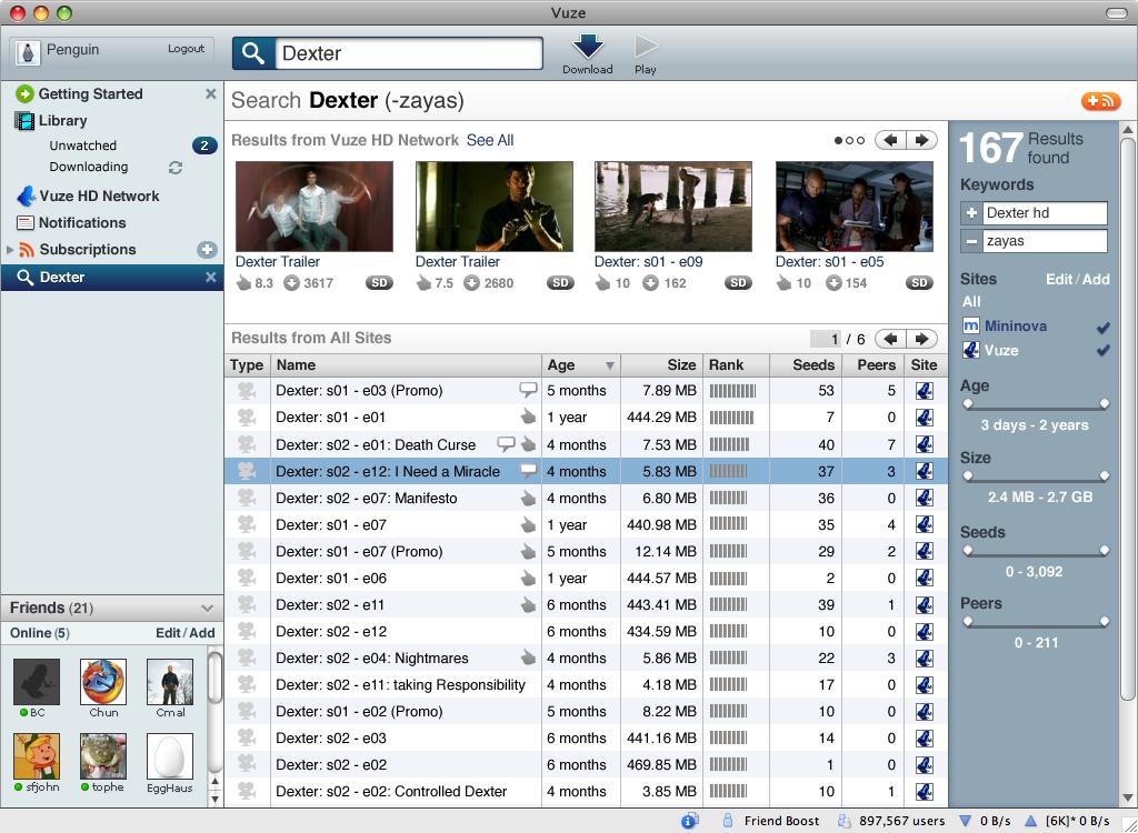 8 programmi P2P per scaricare File Gratis