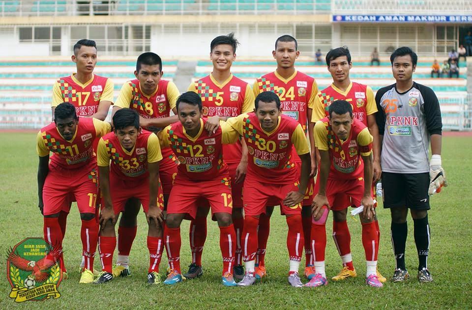 Galeri Foto Perlawanan Pra Musim 2015 Kedah FA vs PBAPP FC
