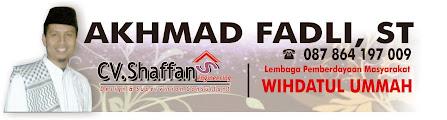 Akhmad Fadli, ST