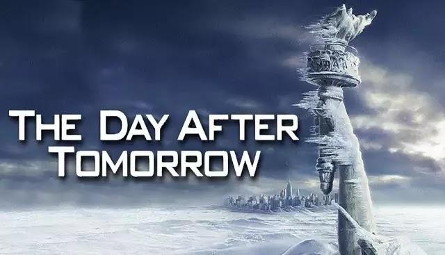 Οι επιστήμονες προειδοποιούν ότι το βόρειο ημισφαίριο μπαίνει σε εποχή παγετώνων!όταν κάποιοι μιλούσαν για απάτη της υπερθέρμανσης ηταν οι τρελοί!!