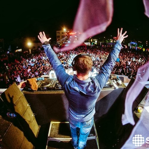 Sunburn Festival, Noida, India 2013 ~ Dash Berlin Live Mix