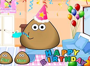 Happy Birthday Pou