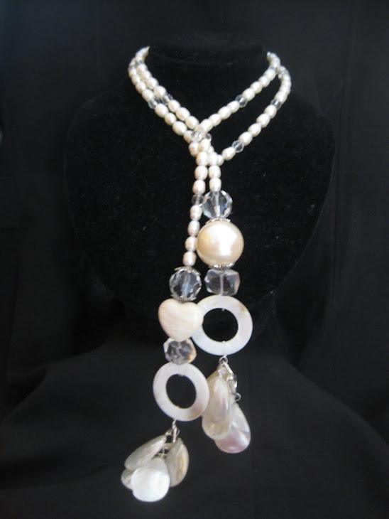 C12094. Lariar Perlas y Cristales