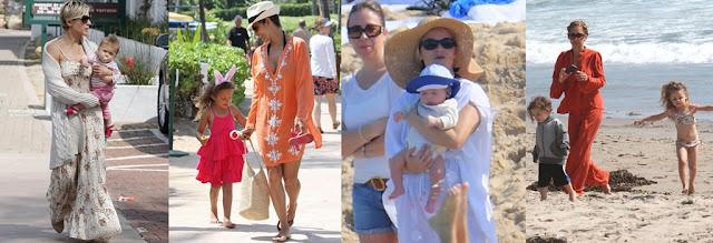 Día de la madre: celebrities mamás