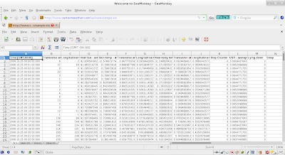 SeaMonkey LibreOffice opesn xls in embedded mode after mozplugger installation