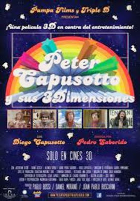 Peter Capusotto y sus 3 Dimensiones (2012).