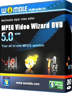 Womble Mpeg Video Wizard DVD v5.0.1.108 Portable