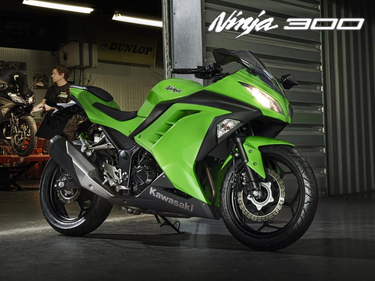 Kawasaki Ninja Zxr Beginner Bike