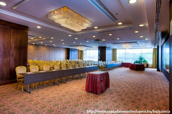Hotel Ramada Resort Budapeszt