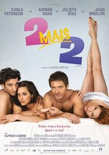 2 Mais 2 – DVDRip Torrent Download (Dos más Dos) (2013) Dual Áudio