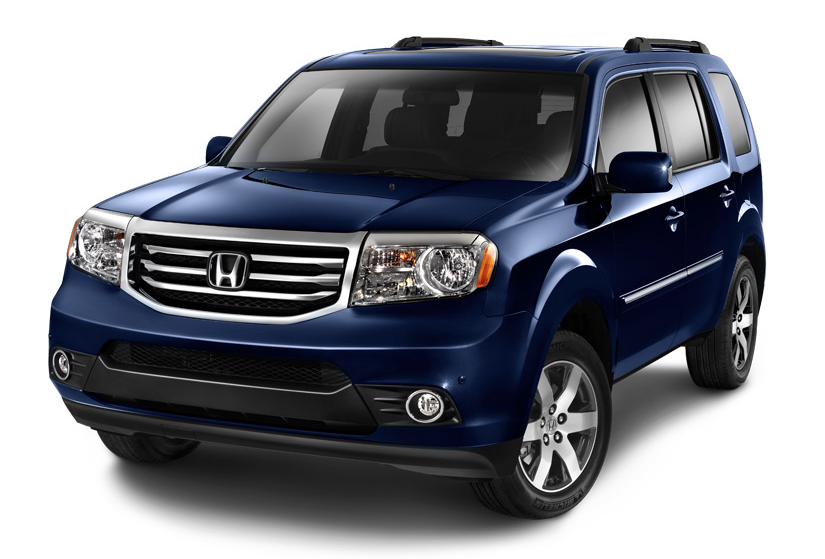 Midsize SUV Sales Figures In Canada – August 2013 YTD | GCBC