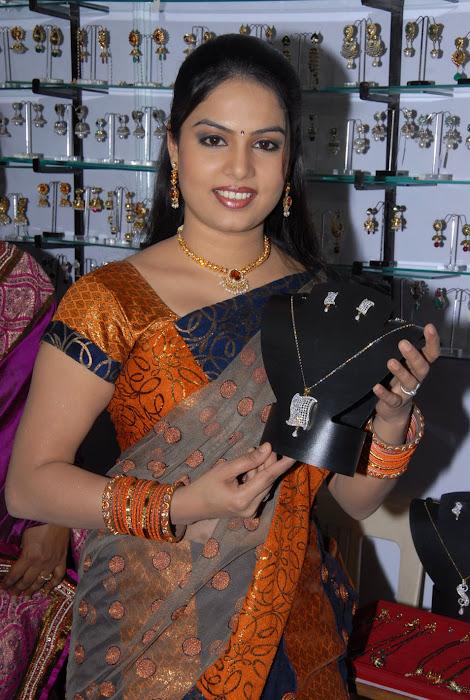 chitralekha at vastra varanam launch actress pics