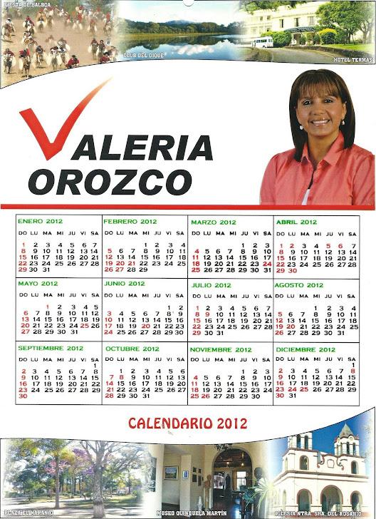 ALINA VALERIA OROZCO