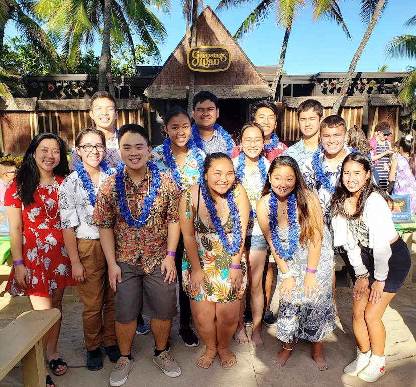 Moanalua High School Student Association (photo courtesy of Lifetouch)