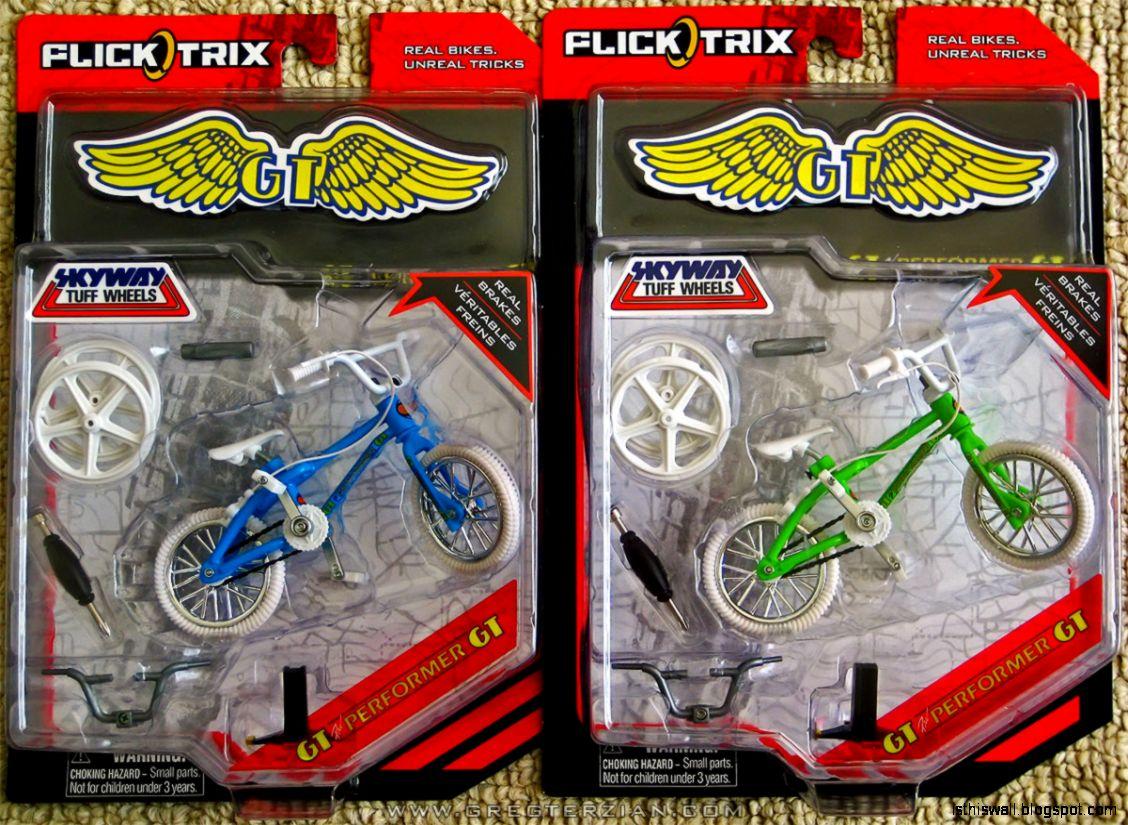 Flick Trix Finger Bikes
