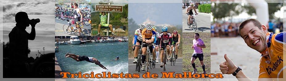Triciclistas de Mallorca