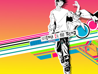 #40 Air Gear Wallpaper