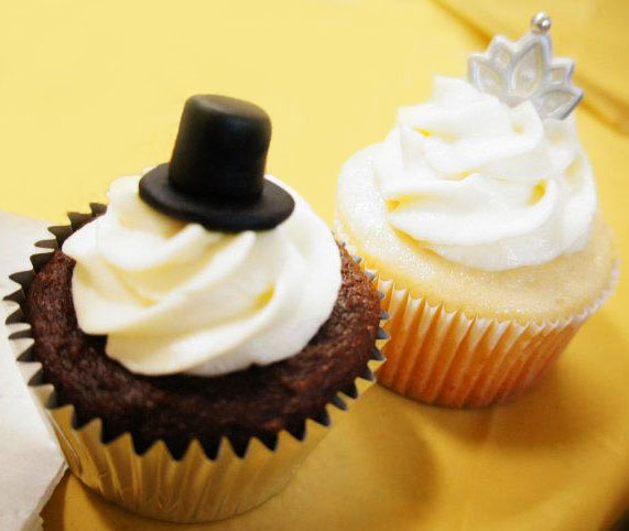 Wedding Cupcakes | Sweet Kat\'s Creations