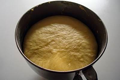 Pan brioche con gocce di cioccolato 8