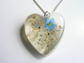 Keepsake Pendant for ashes