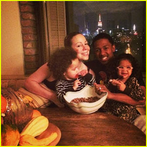 Nick Cannon, Mariah Carey, Mariah kids, Morocco and Monroe, Whorrified,
