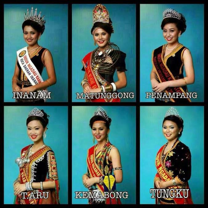 Pakaian Tradisional Suku kaum Kadazan Sabah