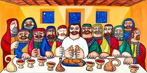 The Last Supper - Tony Mendoza