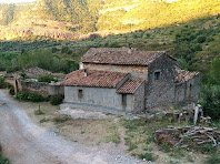 Façana nord-est de La Madella