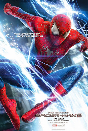 The Amazing Spider-Man 2 (BRRip FULL HD Inglés Subtitulada) (2014)