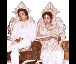 Celebrity Marriage: Raj kapoor - Neetu singh