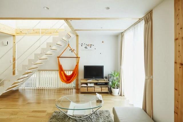 Rumah Minimalis Bergaya Jepang