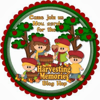 Harvesting Memories Blog Hop